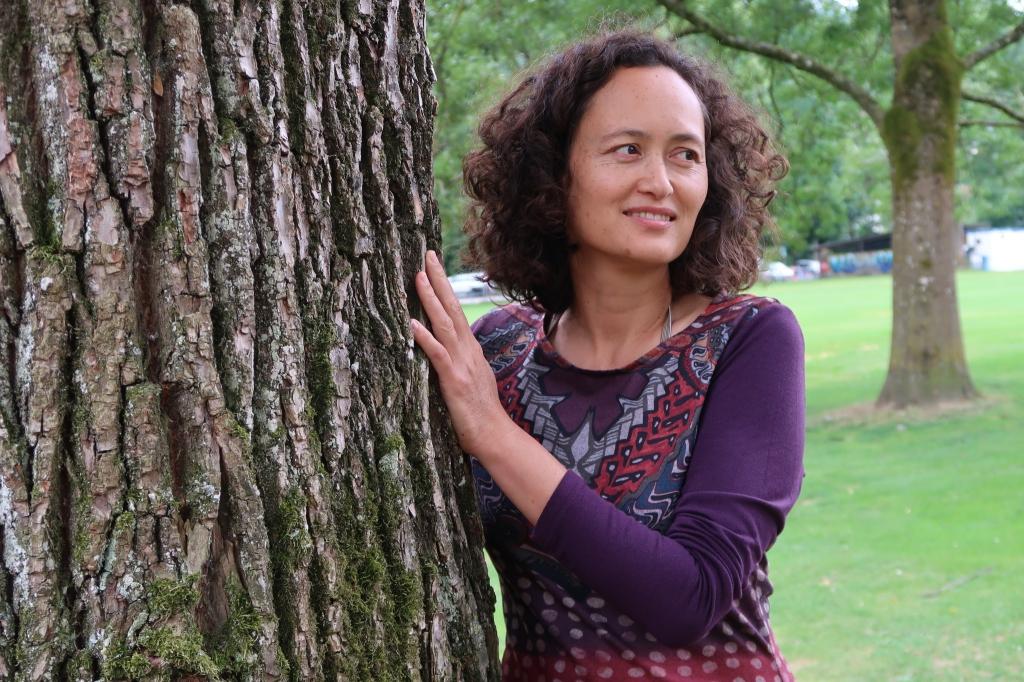 Jeannine Brutschin, systemische Naturtherapeutin, Coaching in der Natur